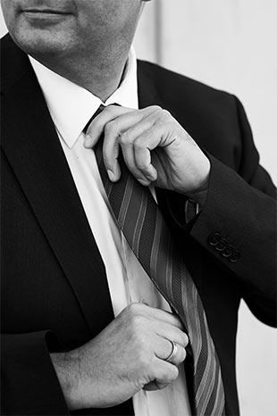 Stimmungsbild Krawatte